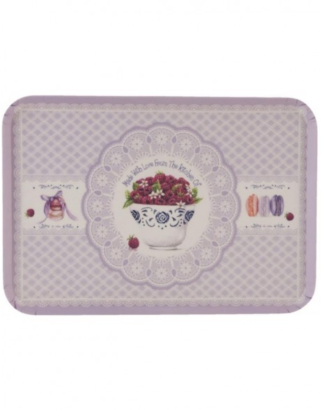 WITH LOVE dinner tray 45x31 cm