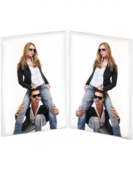Walther acrylic photo frame Double Double frame 4.5x6 cm - 20x30 cm
