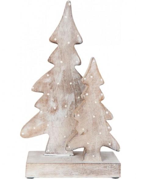 weihnachts baum 6h1100s clayre eef im format 25x10x39 cm. Black Bedroom Furniture Sets. Home Design Ideas