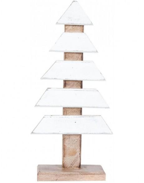 weihnachts baum 6h1102s clayre eef im format 25x10x39 cm. Black Bedroom Furniture Sets. Home Design Ideas