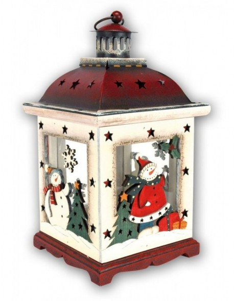 christmas decoration - lamp
