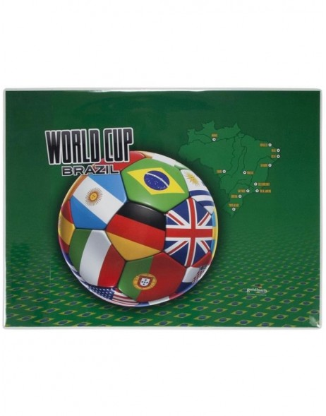 desk pad World Cup Brazil