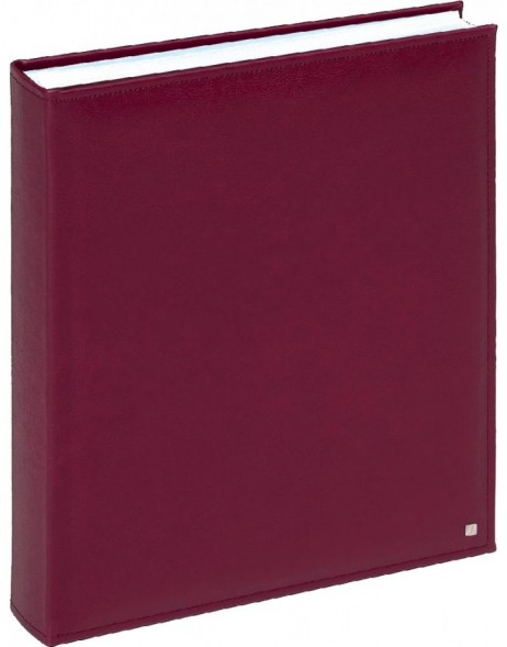 XL photo album Deluxe red 31x36,5 cm