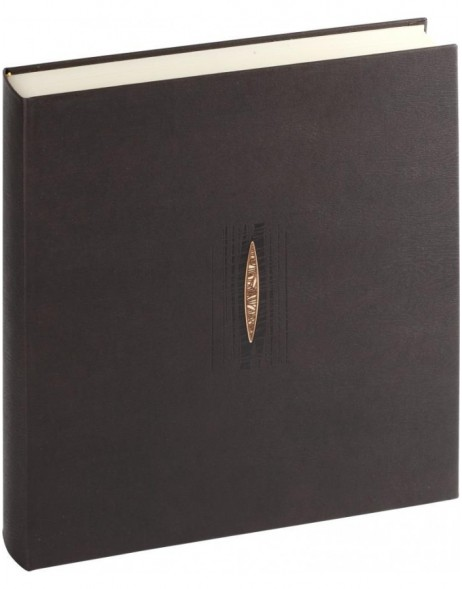 XL photo album Neroli 32x35 cm black