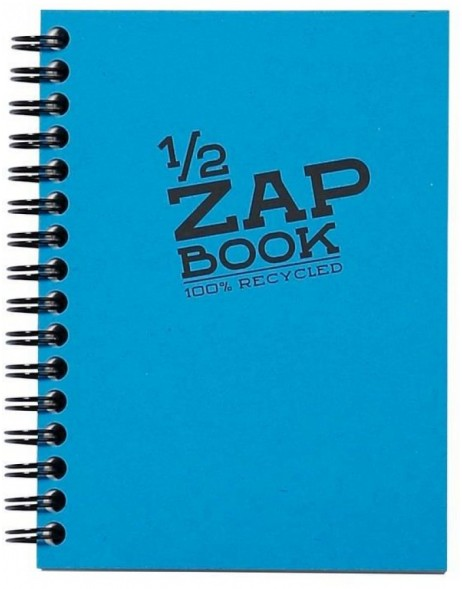 ZAP BOOK sketchbook sorted 11x15 cm
