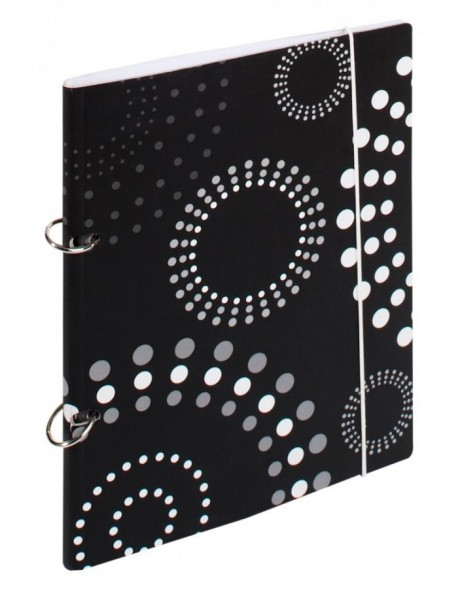 Zahra Ring binder with 3 A5 exercise books