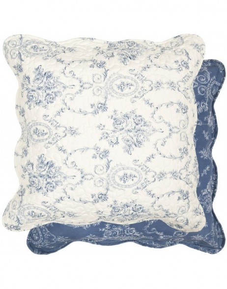 Q136.030 pillowcase blue 50x50 cm