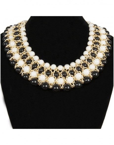 necklace black B0300500 Clayre Eef
