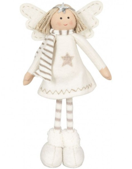 doll white  in the size 13x5x28 cm