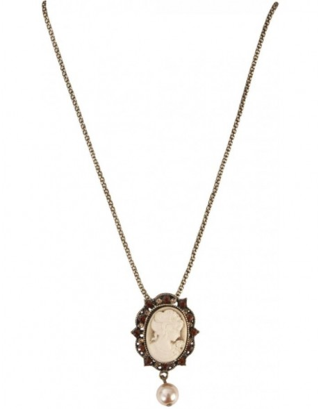 necklace gold B0300384 Clayre Eef