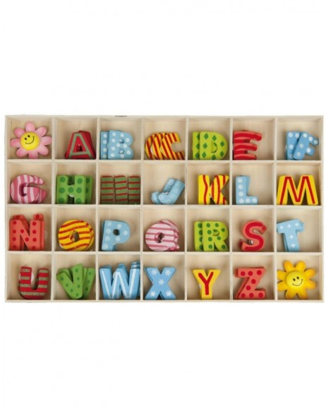 62959 Clayre Eef box with letters