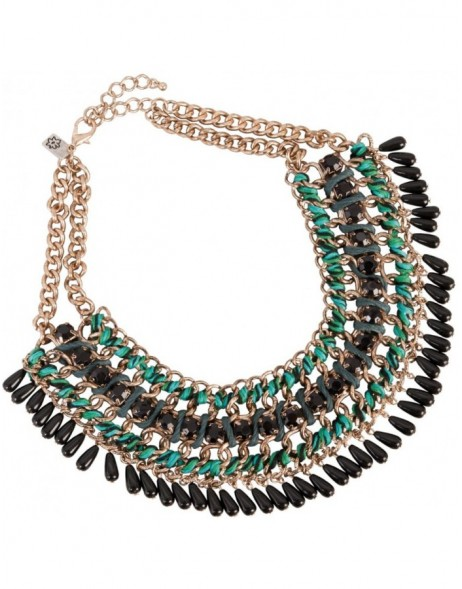 necklace green B0300428 Clayre Eef