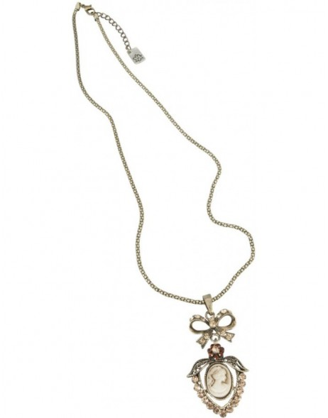 necklace gold B0300244 Clayre Eef