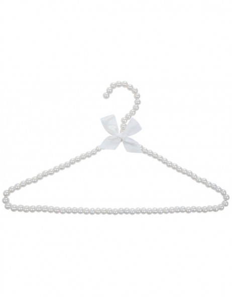 63125 Clayre Eef clothes hanger PEARLS