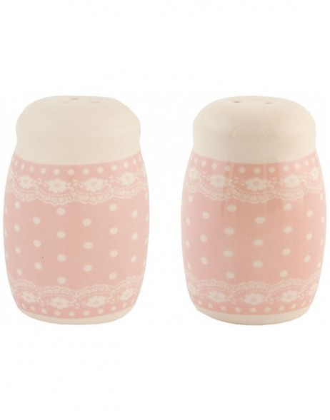 6CE0126P Clayre Eef Salt & Pepper - rose