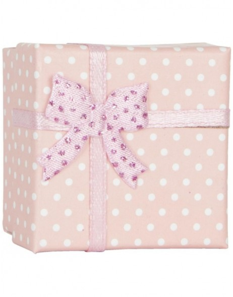 gift box DOTS 6PA0398P by Clayre Eef
