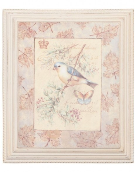61831 Clayre Eef painting BIRD