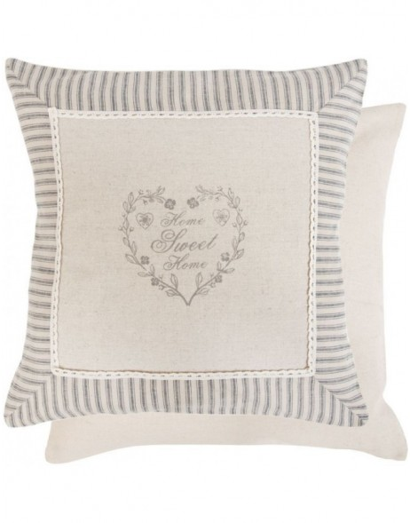 Cushion cover 40x40 cm KT020.030 gray