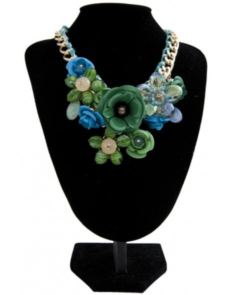necklace green B0300604 Clayre Eef