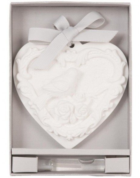 62966B Clayre Eef gift box with fragrance (rose)
