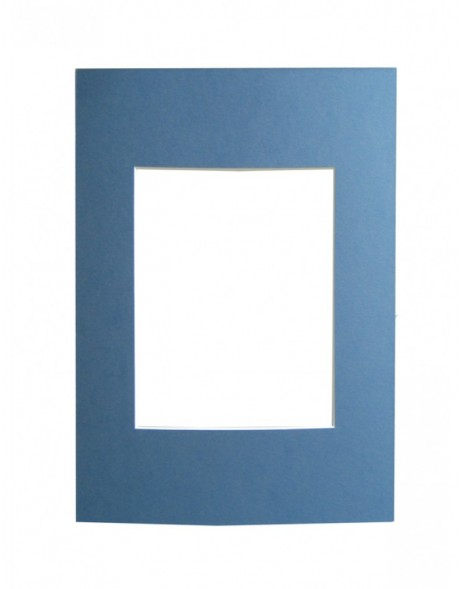 mount light blue 30x45 cm - 20x30 cm