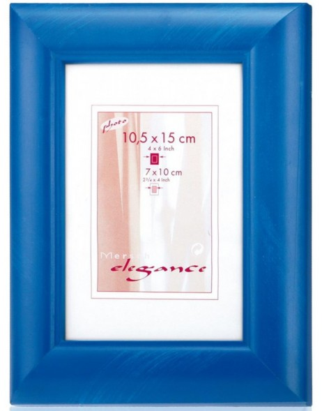 Photo frame RAMATUELLE - 20x30 cm blue