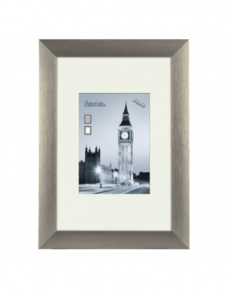 alu frame London with mat