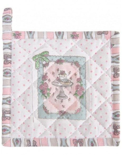 small pot holders Dolce Vita pink