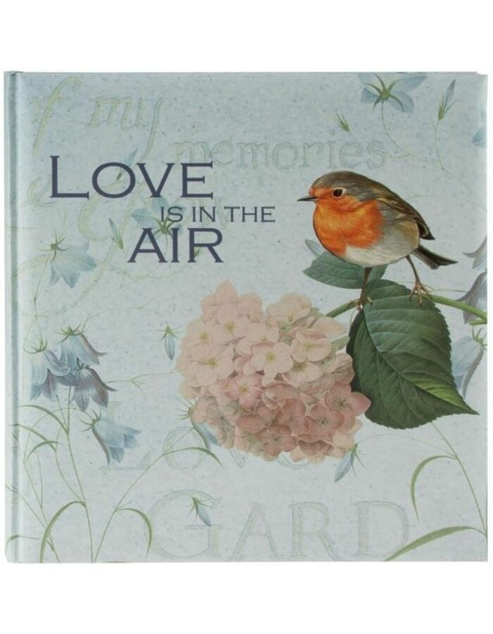 Fotoalbum LOVE IS IN THE AIR 30x31 cm