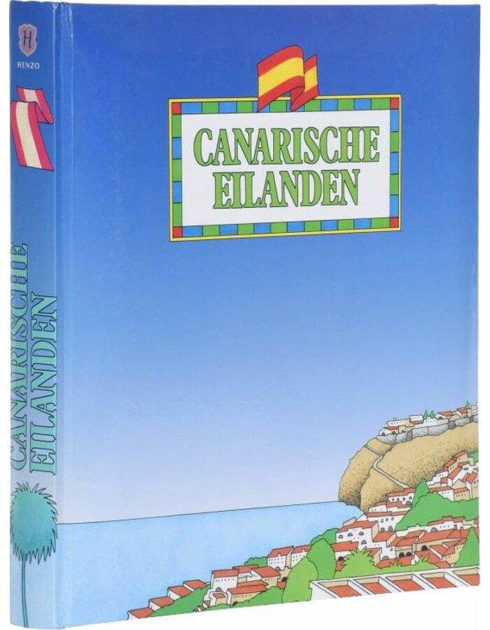 Henzo Henzo Länderalbum Kanarische Inseln holländisch | fotoalben ...