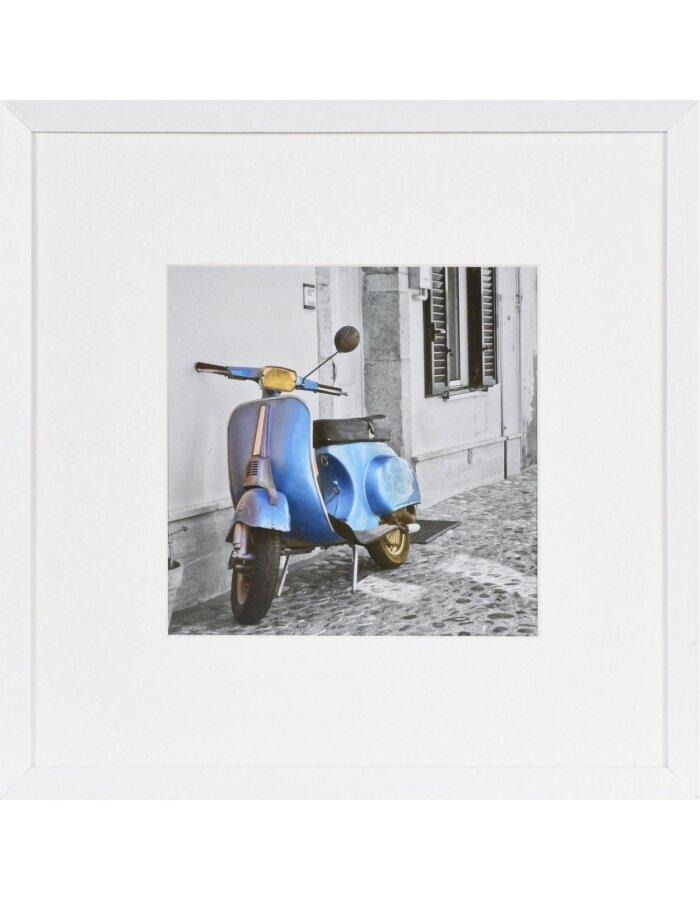 Holzrahmen Umbria 30x30 cm weiß Henzo | fotoalben-discount.de