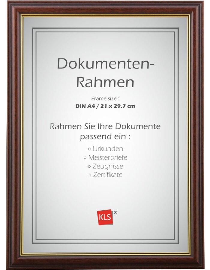 KLS Dokumenten-Rahmen A4 | fotoalben-discount.de