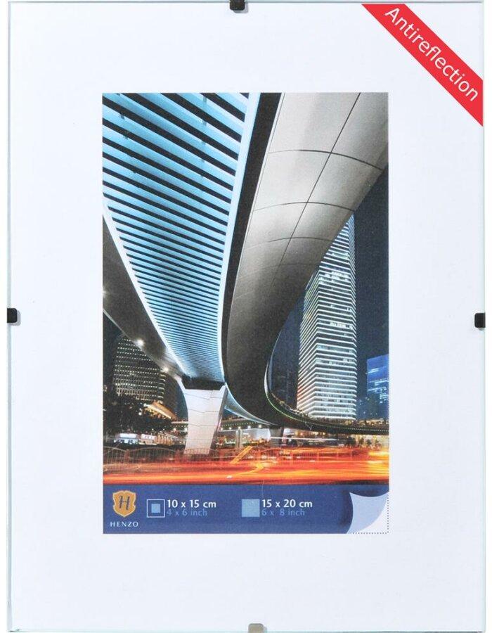 Rahmenloser Bilderrahmen 50x60 Cm Antireflexglas