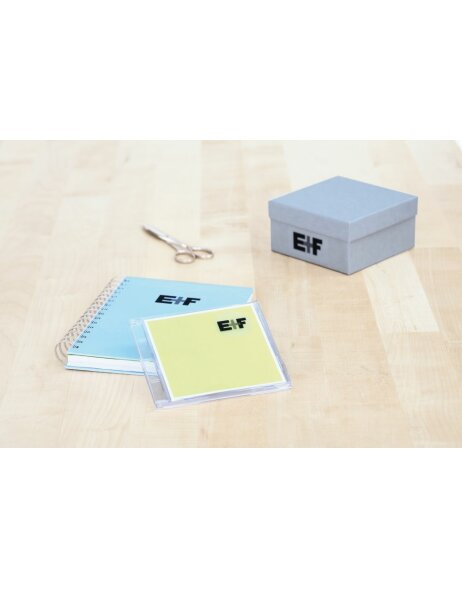 Etiketten A4 transparent 48,3x25,4 mm Folie matt 1100 St.