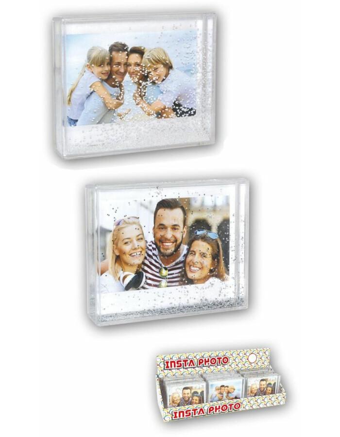 Glitter Bilderrahmen Insta Big   fotoalben-discount.de