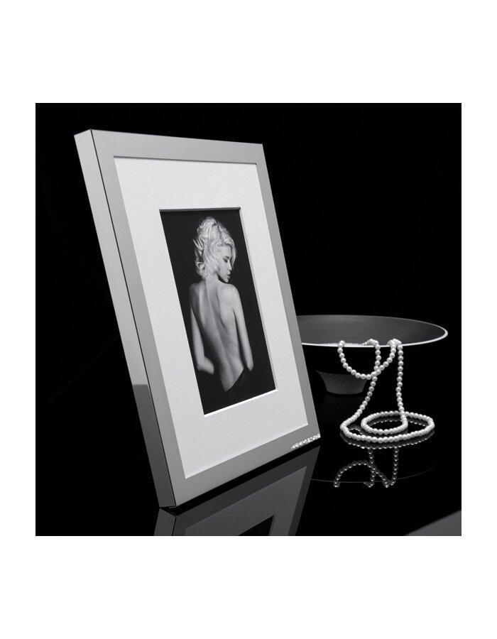 Walther Bilderrahmen Sterling silber 40x50 cm | fotoalben-discount.de
