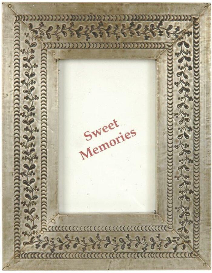 Clayre Eef 2808 antiker Rahmen Sweet Memories 10x15 cm | fotoalben ...