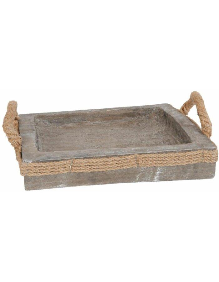 Tablett 6h1035 Von Clayre Eef In Grau