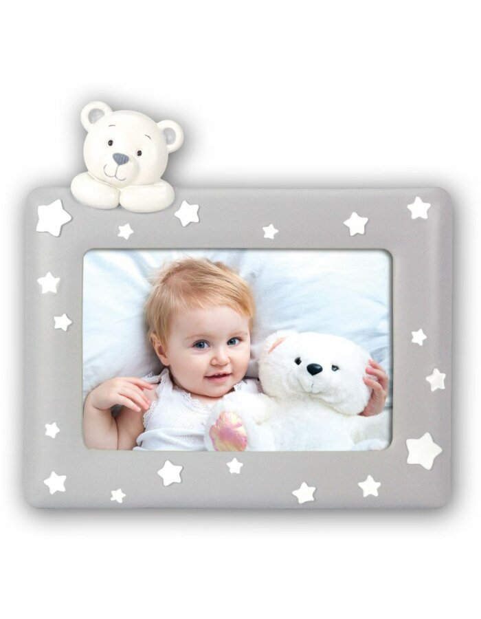 Baby Bilderrahmen Manuel 10x15 cm | fotoalben-discount.de