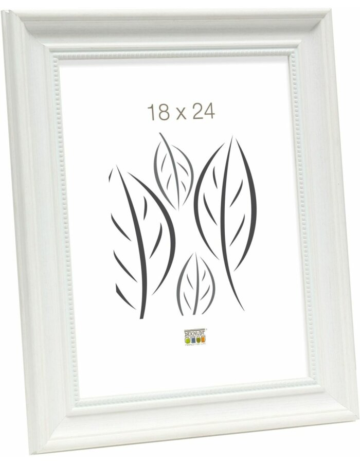 S45HF1_20,0x28,0 Bilderrahmen weiß Kunststoff 20,0 x28,0 cm