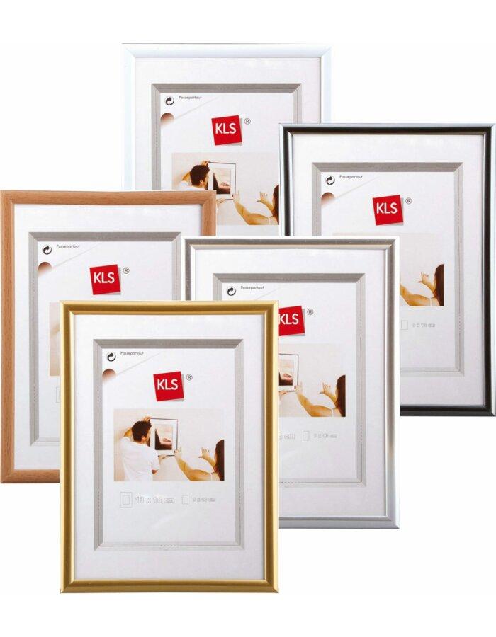 Serie 40 Rahmen Kunststoff KLS   fotoalben-discount.de