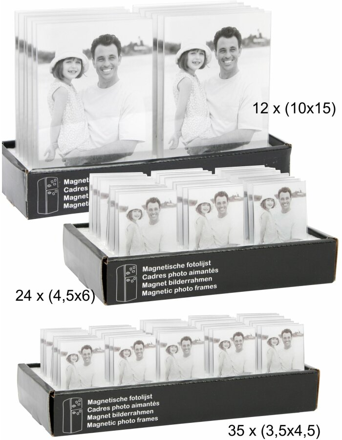 Deknudt Magnetrahmen Acryl| fotoalben-discount.de