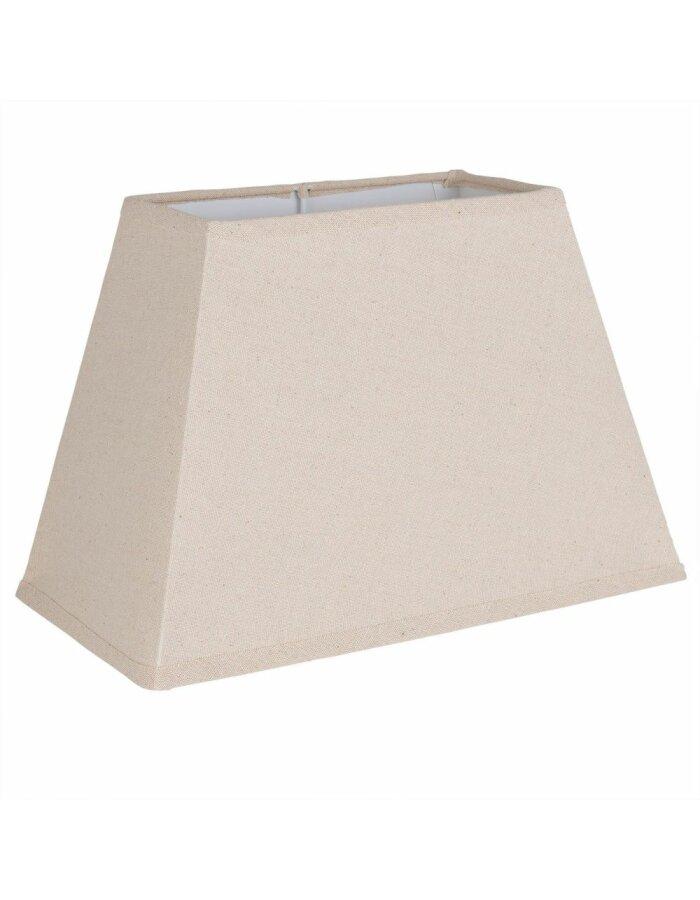 Lampenschirm Aus Leinen 6lak0419 Clayre Eef 30x16x20 Cm