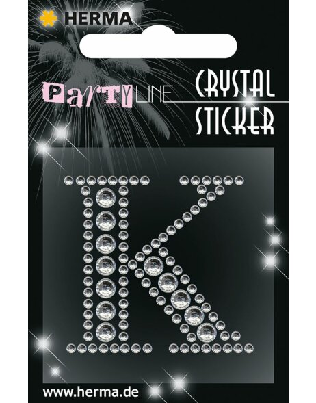 Herma FASHIONLine Crystal Sticker K;Herma Crystal Sticker