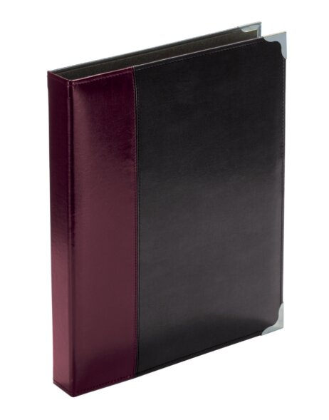 Ringalbum exclusiv 265x330 mm bordeaux