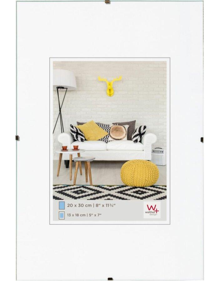 Bilderrahhmen Quadratisch 30x30 cm | fotoalben-discount.de