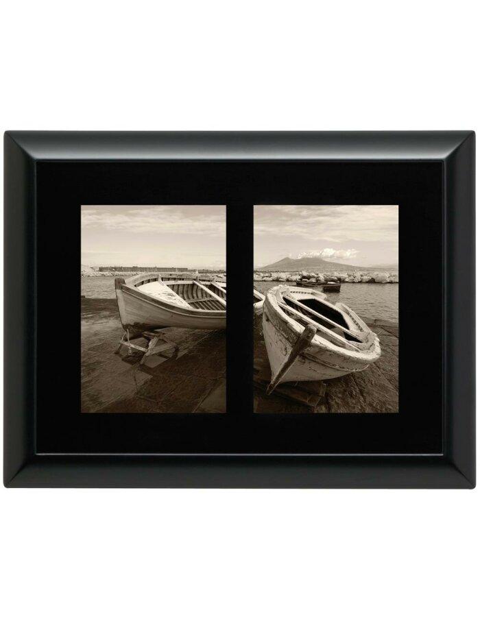 Walther Studio Fotorahmen Galerierahmen 2 x 13x18 cm   fotoalben ...