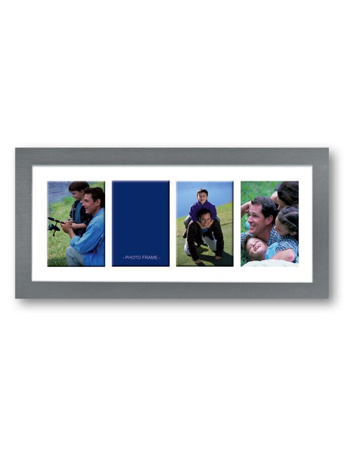 ZEP Como Galerie-Rahmen 4x 10x15 cm   fotoalben-discount.de