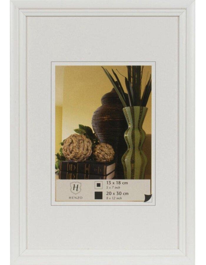 eleganter Holzrahmen in weiß - Artos 20x30 cm Rahmen