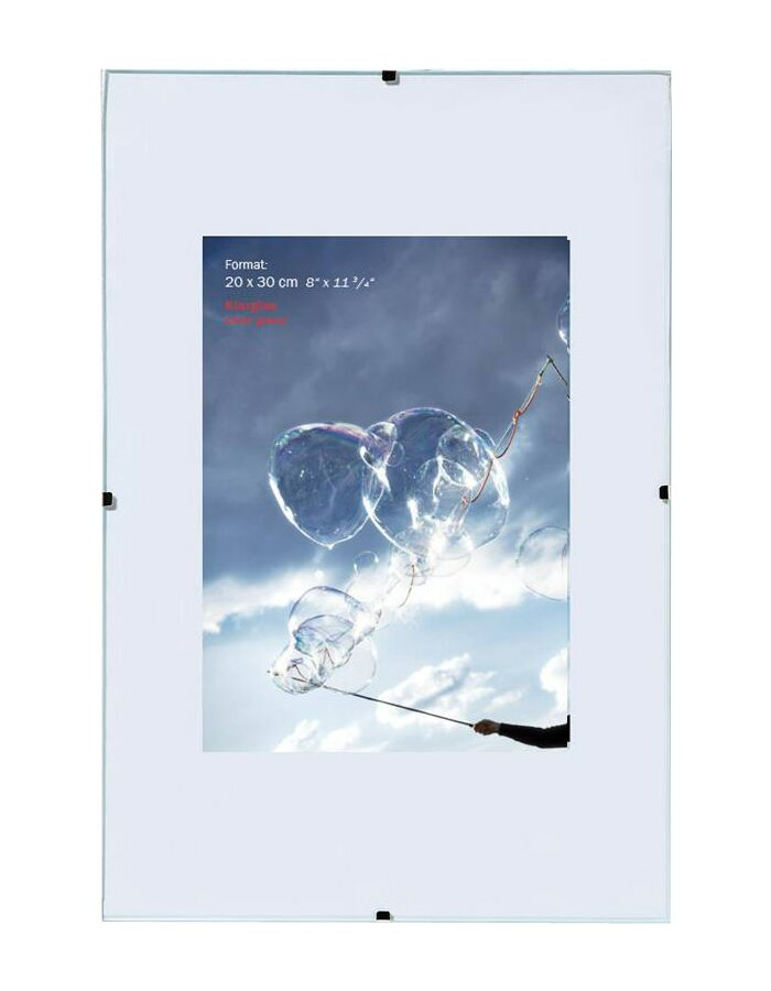 HNFD Cliprahmen 18x24 Normalglas | fotoalben-discount.de
